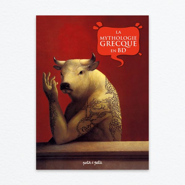 La mythologie grecques en BD