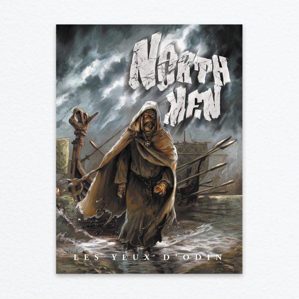 Northmen - Les yeux d'Odin - Couv