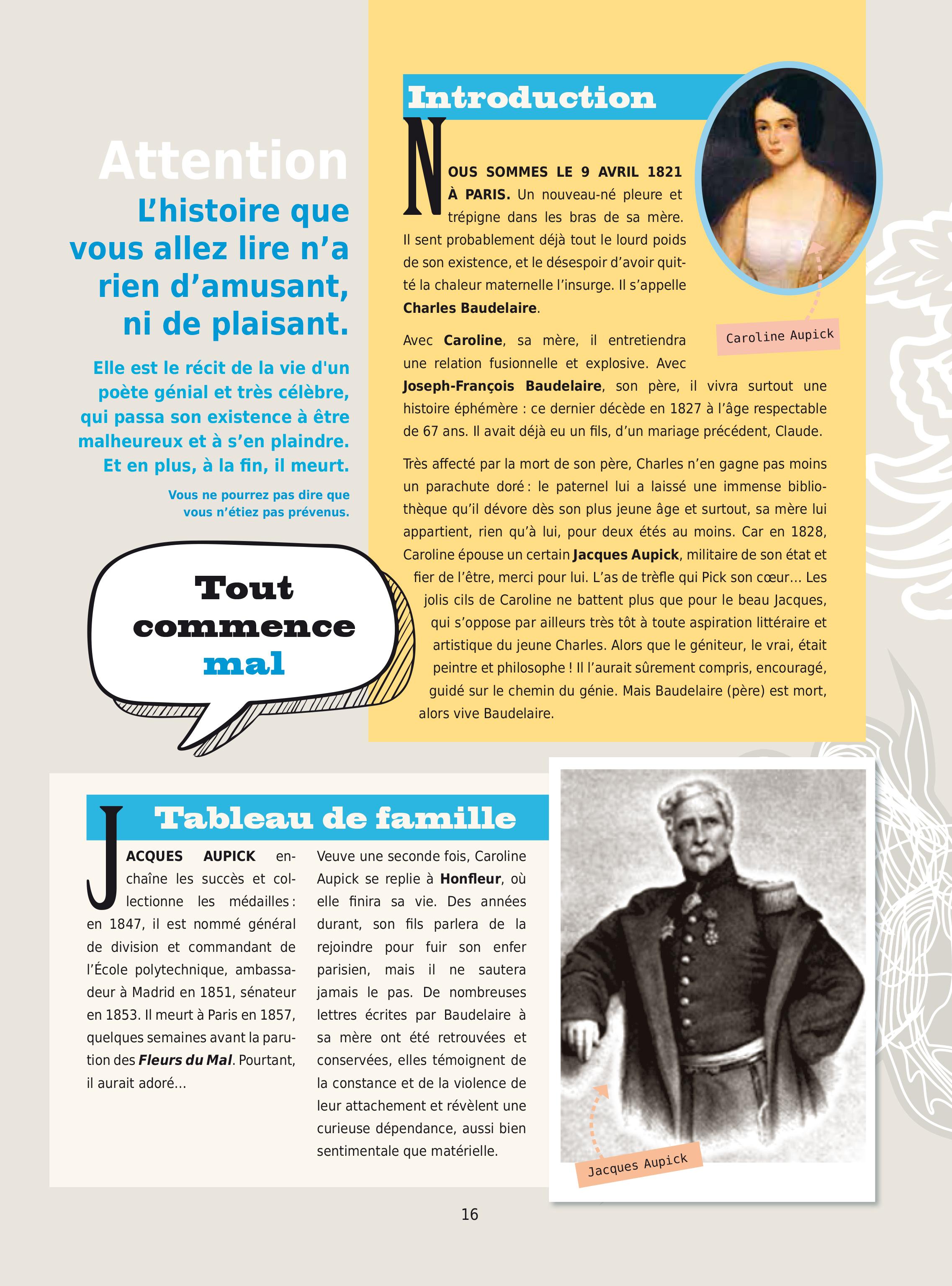 Poèmes De Baudelaire En Bd éditions Petit à Petit