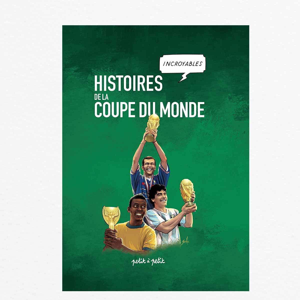 histoire s de la coupe du monde en bd ditions petit petit. Black Bedroom Furniture Sets. Home Design Ideas