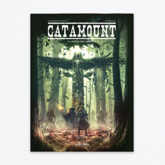 Catamount T3 couv