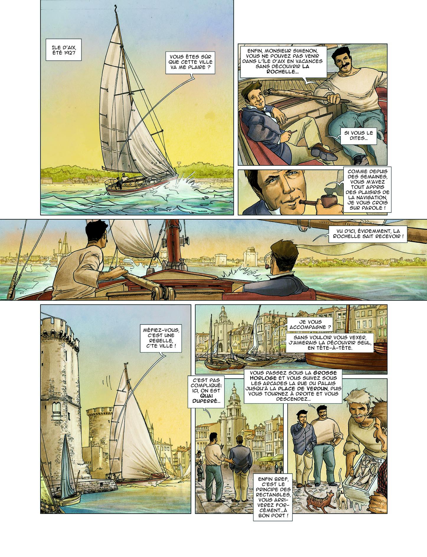 La Rochelle Des Origines A Nos Jours Editions Petit A Petit