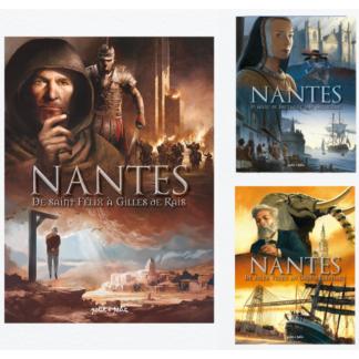 Nantes, l'édition complète image